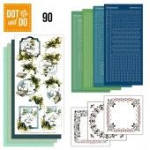 Hobbydots dot & do 090 - Precious Marieke - Landschappen