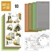 Hobbydots dot & do 093 - Herfst