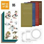 Hobbydots dot & do 095 - Winterfun