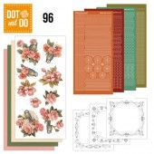 Hobbydots dot & do 096 - Bloemen