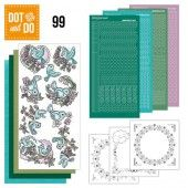 Hobbydots dot & do 099 - Spring-tastic