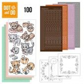 Hobbydots dot & do 100 - Katten