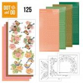 Hobbydots dot & do 125 - Birds