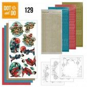 Hobbydots dot & do 129 - Amy Design - Oriental