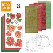 Hobbydots dot & do 132 - Roses