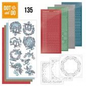 Hobbydots dot & do 135 - Christmas dreams