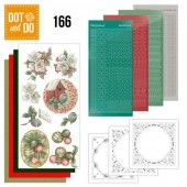 Hobbydots dot & do 166 - Christmas Decorations