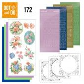 Hobbydots dot & do 172 - Aquarel Tulpen en meer