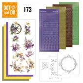 Hobbydots dot & do 173 - Precious Marieke - Spring Delight