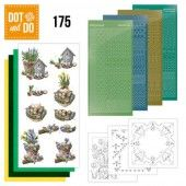 Hobbydots dot & do 175 - Amy Design - Botanical Spring