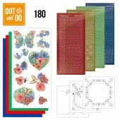 Hobbydots dot & do 180 - Summer Flowers