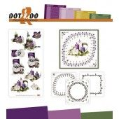 Hobbydots dot & do 021 - Precious Marieke