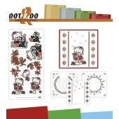 Hobbydots dot & do 022 - Joyful christmas