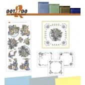 Hobbydots dot & do 025 - Winterflowers
