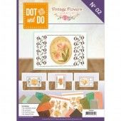 Dot and Do Book -      Dot and Do A6 Boek 2