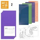 Hobbydots dot & do - Special 2 -  Pauwen