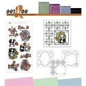 Hobbydots dot & do 030 - Dieren