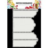 Dutch Doobadoo Dutch Card art Bridgefold A4 (470.713.339) (12-19)*