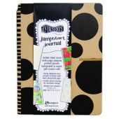Ranger Dylusions Large Jumpstart Journal Dyan Reaveley (02-19) (DYJ65432)