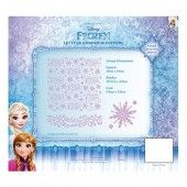 Disney - Frozen - Let It Go Embossing Folder (EFDL004)