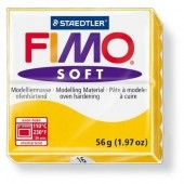 Fimo Soft zonnegeel 57 GR (8020-16)
