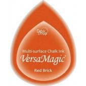 VersaMagic Dew Drops - Red Brick (GD-000-053)*