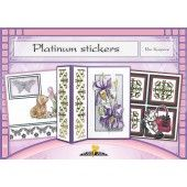 Hobbydols 092: Platinum stickers