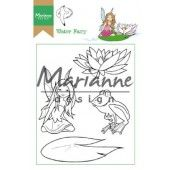 Marianne D Clear Stamp Hetty`s Water Fairy HT1646 15,5 x 10,5 cm (03-19)*