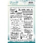 Clearstamp - Jeanine's Art - Winter Classics