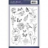 Clear Stamps - Jeanine's Art - Sensitive Moments