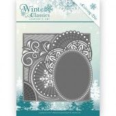 Die - Jeanine's Art - Winter Classics - Curly Frame