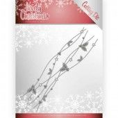 Dies - Jeanine's Art - Lovely Christmas - Lovely Christmas Border