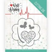 Die - Jeanine's Art - Well Wishes - Lucky Clover