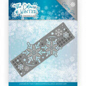 Dies - Jeanine's Art - The colours of winter - Winter Border