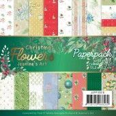 Paperpack - Jeanine's Art - Christmas Flowers