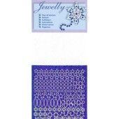 Jewelly - Snowflake stickerset