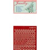 Jewelly - Christmas stickerset