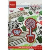 Creatables - Topirary and butterfly (LR0261) (25% KORTING)
