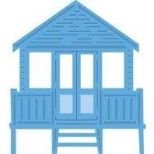 Marianne D Creatable Tiny's Beach house (LR0422) (25% KORTING)*