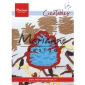 Marianne D Creatable - Tiny`s dennenappel groot (LR0557)