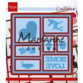 Marianne D Creatable - Layout (LR0568) (20% KORTING)*