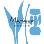 Marianne Design - Creatables - Build-a-Tulip 130x50.5mm (LR0586)*