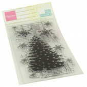 Marianne D Clear Stamps Art stamps - Kerstboom MM1634 85 x 185 mm (10-20)