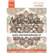 Marianne D Clear Stamps Mandala Mumbai CS1034 120x160 mm (08-19)