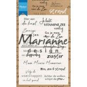 Marianne D Clear Stamps Strand (NL) CS1024 (05-19)