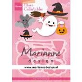 Marianne D Collectable Eline's Halloween COL1473 164x52mm, 55x36mm (10-19)*