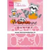 Marianne D Collectable Eline's wasbeer COL1472 70x85 mm (09-19)