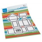 Marianne D Craftable Envelop set by Marleen CR1518 120x205 mm (09-20)
