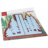 Marianne Design - Creatables Gate folding Tiny's Forest LR0685 140x180mm (11-20)