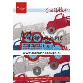 Marianne Design - Creatables Pick-up truck LR0641 81.5x38 mm (01-20)